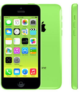 Apple iPhone 5C 8GB / 16GB for Bell