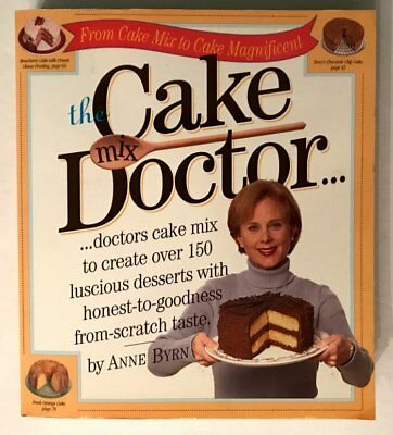 Banana Cake Mix - Cookbook 275, The Cake Mix Doctor by Anne Byrn, Chocolate, Ice Cream, Banana