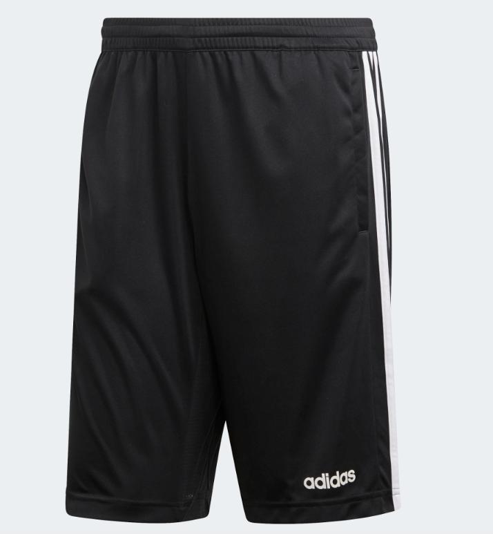 Adidas Shorts Mens 4XL Black White Authentic Design 2 Move C