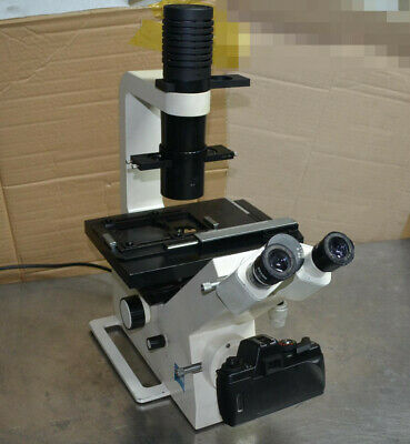 Carl Zeiss Telaval 31 Inverted Microscope A1