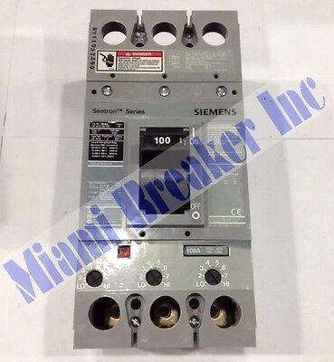 Hfxd63b200 Siemens Circuit Breaker 3 Pole 200 Amp 600v New In Box