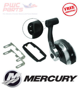 MERCURY Outboard Single Binnacle/Concealed Top Console Mount Remote Control Kit