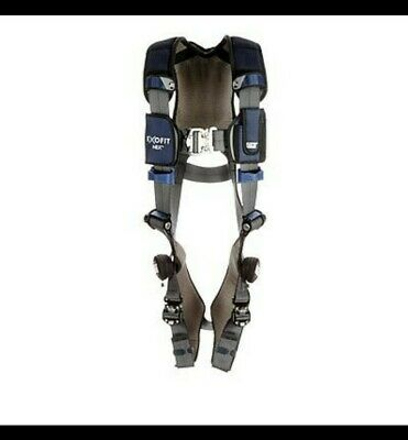 Dbi Sala Exofit Nex Vest-style Safety Fall Protection Read Add Harness Used
