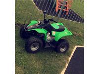 Kazuma 70cc quad