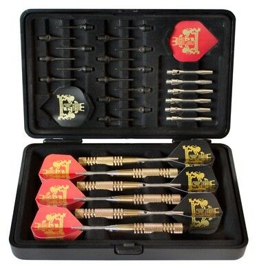 "Soft Dart Set Royal Darts Classic ""TEAM"" 18g inkl. 100 Spitzen, Darts, Dartpfeil"
