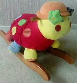 Lottie ladybird
