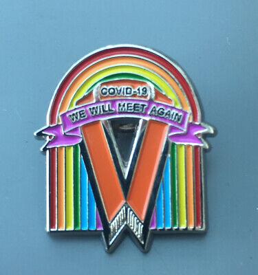 Sussex Crown Defenders Orange Order Limited Edition Pin Badge