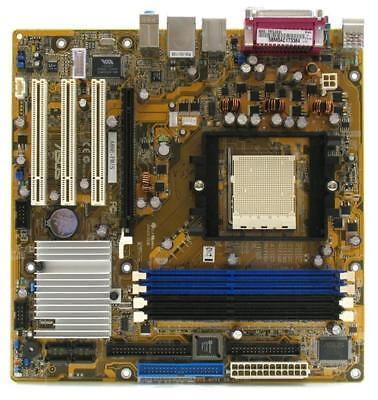 NEW AMD ATHLON X2 4200+ CPU ASUS MOTHERBOARD COMBO KIT
