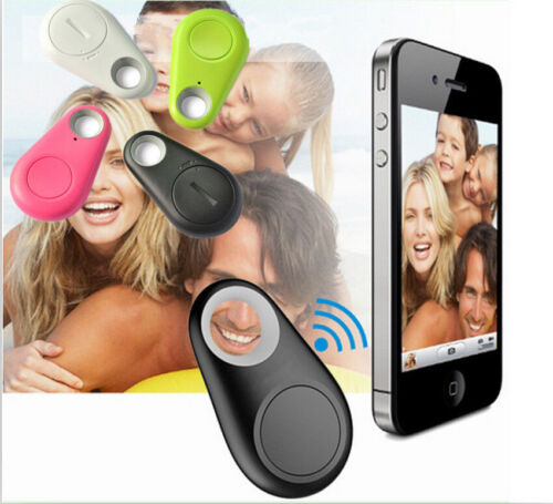 Portable Smart Bluetooth AntiLost Alarm Tracker Tracer Locator or iPhone Android