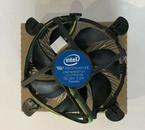New Intel CPU Fan Heatsink E97379 I3 I5 I7 Socket LGA 1150 1