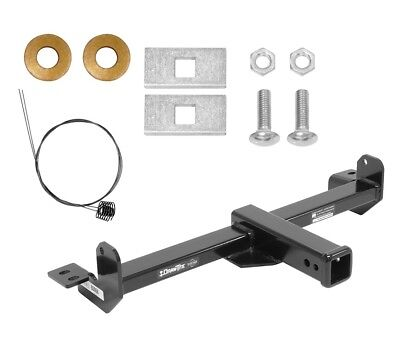 Front Mount Trailer Tow Hitch For 11-19 Chevy Silverado 2500 3500 HD All Styles
