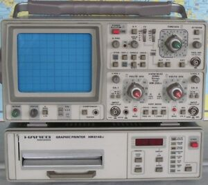 Analog-Digital-Speicher-Oszilloskop Hameg 205-3, 20 MHz, 2-Kanal - <span itemprop=availableAtOrFrom>Steyr-Gleink, Österreich</span> - Analog-Digital-Speicher-Oszilloskop Hameg 205-3, 20 MHz, 2-Kanal - Steyr-Gleink, Österreich