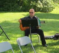 Classical Guitar Dinner and Wedding Music