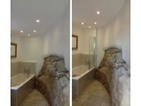 Handyman services +Fully Qualified experienced painter & decorator - Punctual and reliable + Insured