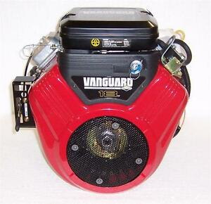 Briggs & Stratton Horizontal 18 HP Vanguard Engine 1