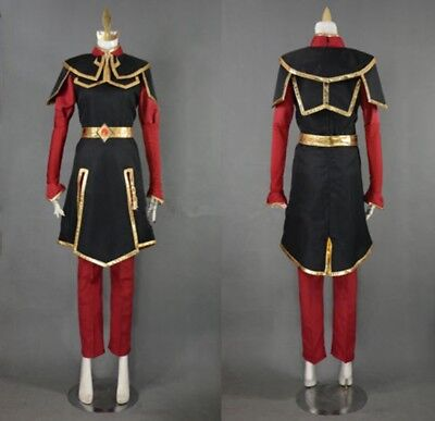 Azula Cosplay Costume from Avatar The Last Airbender Cosplay Costume Custom JJ