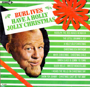 Burl Ives-Have a Holly Jolly Christmas cd + bonus Christmas cd