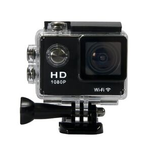 ASX ActionPro-X - 1080P  Waterproof Sports Camera Brand New!