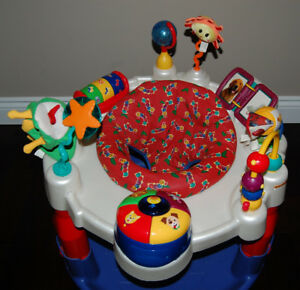 Graco Baby Einstein Activity Saucer - Nothing Missing!