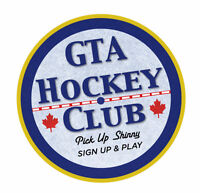 GTA HOCKEY CLUB - Post your games, manage rosters/players etc.