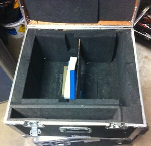 road case for lights or band effect