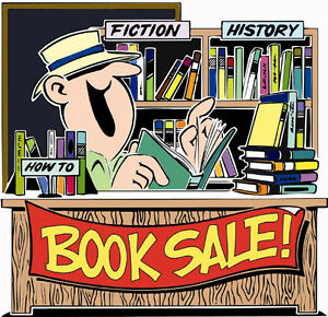 Big Book Sale Saturday Only