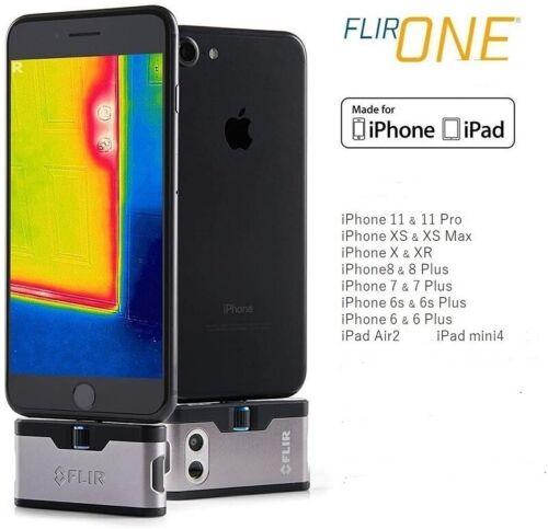 FLIR ONE iOS Thermal Imaging Camera for 11, XS, X, 9 ,8 ,7/7 Plus.Free powerbank
