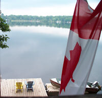 ►►SPECTACULAR LAKEFRONT COTTAGE- AUG 30 TO SEPT 6 AVAILABLE◄◄