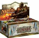 Zendikar Magic the Gathering Boxes