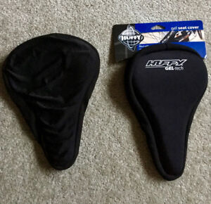 2 Bicycle Gel Seat Cushions -Great Christmas Present