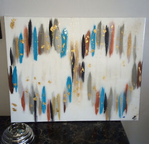 FS: Abstract paintings