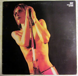 Iggy And The Stooges – Raw Power Vinyl LP