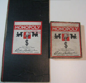 Vintage Monopoly game from the 30's