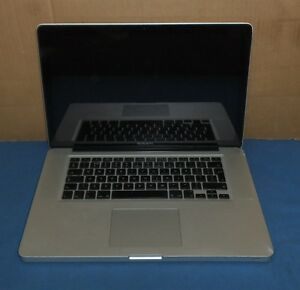 "Custom A1286 MacBook Pro mid 2010 15"" 6G ram 750G HD Sierra"