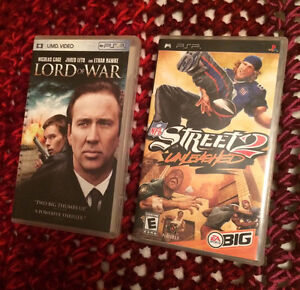 PSP Game and Movie FREE