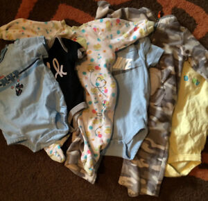 3-12 month baby boy clothes