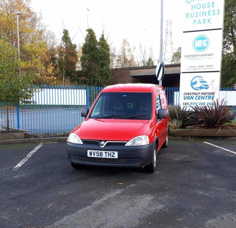 Vauxhall Combo 1.3CDTi 2008 One Owner Full History Video Available No VAT!