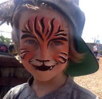 Maquillage pour enfants et ateliers créatifs!! :)