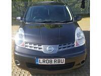 2008 Nissan Note 1.4 16v Acenta R