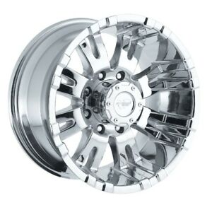 Xtreme Alloys Series 6001 Chrome ;Size 17x9 (PXA6001-7982-1)