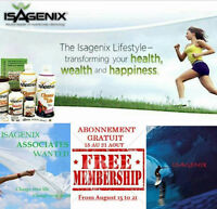 Improve your health with Isagenix-looking for motivated people!
