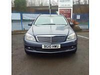 Mercedes-Benz C220 2010 Estate 2.1 Diesel CDI In Grey
