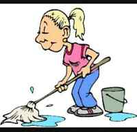 House Cleaning Available in Walkerton/Hanover/Port Elgin