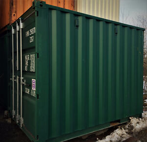 10' New Shipping Container / Sea Can