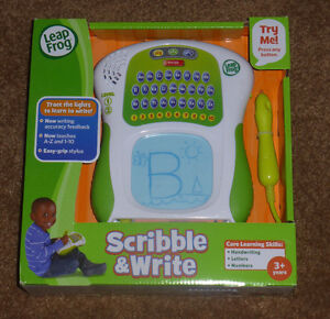 Leap Frog Scribble and Write Educational Toy Brand New In Box