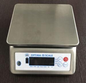 Balances électroniques Optima-SS - 15kg x 0.005kg