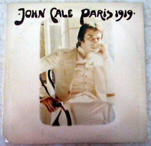 John Cale ‎– Paris 1919 Vinyl LP