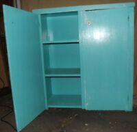Sweet Teal / Aqua Storage cabinet