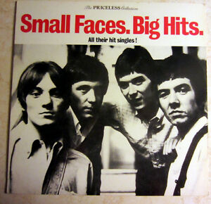 Small Faces - Big Hits Vinyl LP