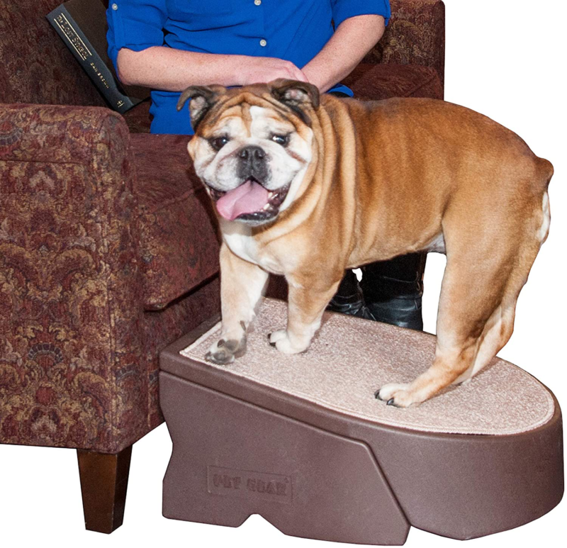 Pet Gear Stramp Stair and Ramp Combination, Dog/Cat Easy Ste
